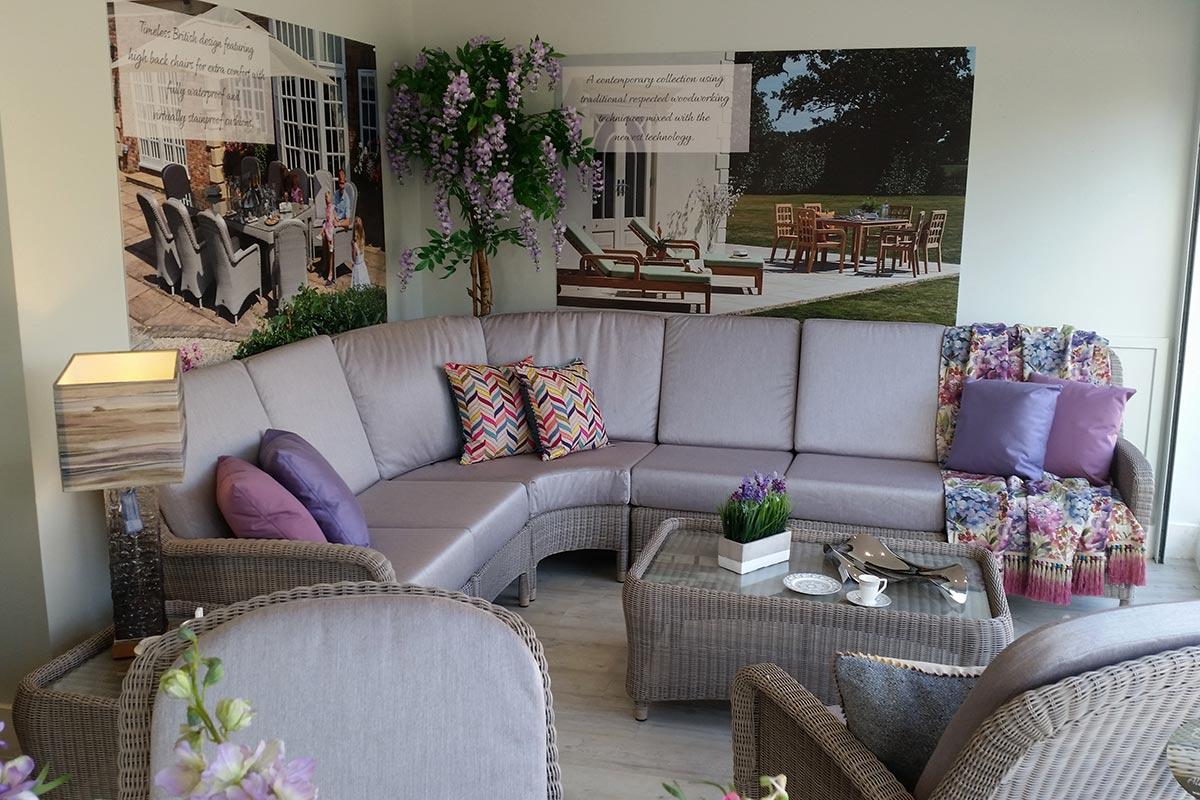 Garden Furniture Cheshire Quality furniture accessories showroom in wilmslow bridgman bridgman showroom in wilmslow cheshire workwithnaturefo